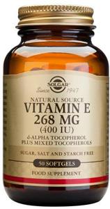 Vitamin E 268mg (400iu) - 250 Softgels
