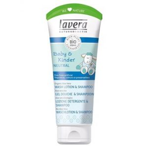 Baby & Child Neutral Hair & Body Shampoo - 200ml