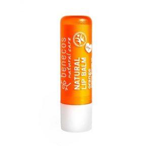 Natural Lip Balm - Orange - 4.8g