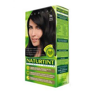Permanent Hair Colour - 1N Ebony Black - 165ml