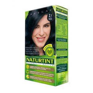 Permanent Hair Colour - 2.1 Blue Black - 165ml