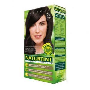 Permanent Hair Colour - 2N Brown Black - 165ml