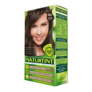 Permanent Hair Colour - 4N Natural Chestnut - 165ml