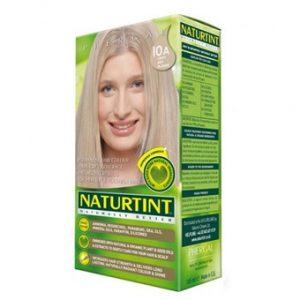 Permanent Hair Colour - 10A Light Ash Blonde - 165ml