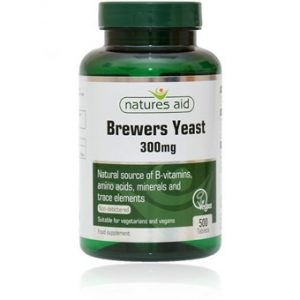 Brewer's Yeast 300mg - 500tabs