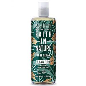 Blue Cedar Shampoo - 400ml