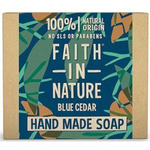 Blue Cedar Soap - 100g