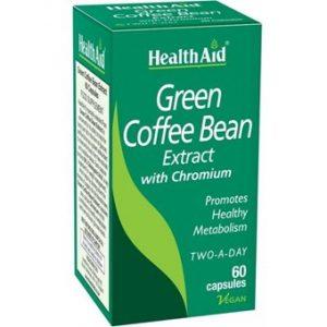 Green Coffee Extract - 60vegicaps