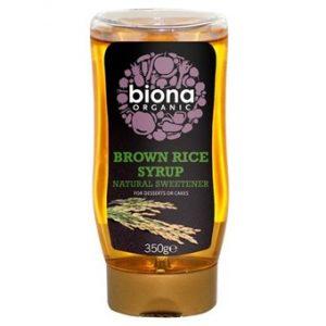 Organic Brown Rice Syrup - 350g