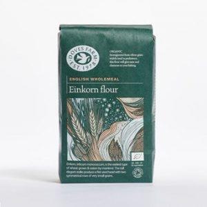 Einkorn Wholemeal Flour - 1kg