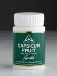 Capsicum Fruit 250mg Purefil - 60 Veg Caps