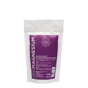 Magnesium Bath Flakes Good Night - 1kg