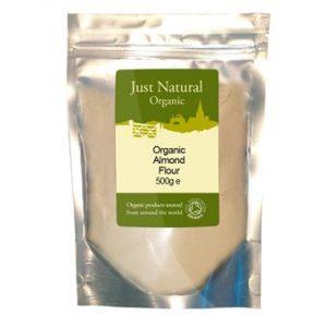 Organic Almond Flour - 500g
