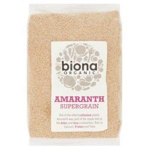 Organic Amaranth Seed - 500g