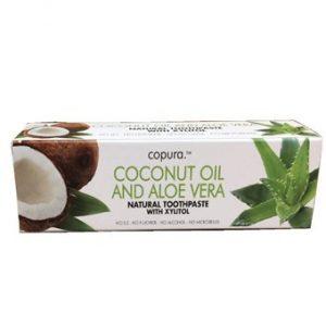 Coconut & Aloe Vera Toothpaste - 100ml