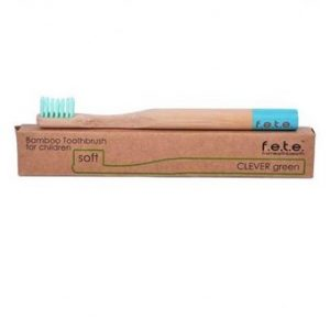 Child Toothbrush Soft - Green - Single
