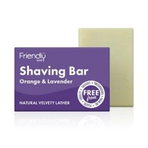 Shaving Bar - Orange & Lavender - 95g