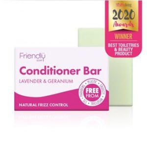 Conditioner Bar - Lavender and Geranium - 95g