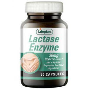 Lactase Enzyme 30mg - 30caps