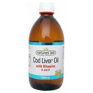 Cod Liver Oil Liquid - 500ml