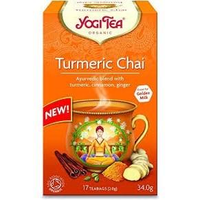 Turmeric Chai - 17bags