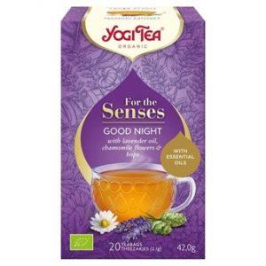 For the Senses - Goodnight Tea - 20bags