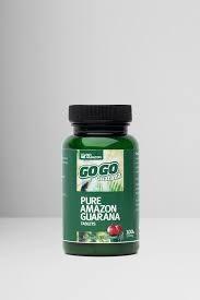 GoGo Guarana 500mg - 100 Tabs