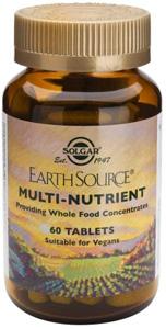 Earth Source® Multi-Nutrient - 60 Tabs