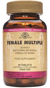 Female Multiple - 60 Tabs
