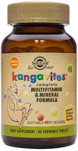 Kangavites® Chewable Multivitamin & Mineral Formula Children (TP) - 120 Tabs
