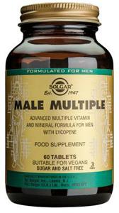 Male Multiple - 120 Tabs