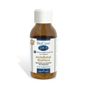 AnteNatal BioFlora (Probiotic) - 60 Veg Caps