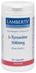 L-Tyrosine 500mg - 60 Caps