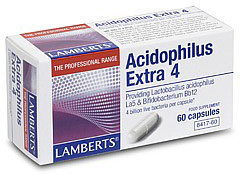 Acidophilus Extra 4 - 30 Caps