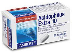 Acidophilus Extra 10 - 60 Caps