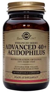 Advanced 40+ Acidophilus - 60 Veg Caps