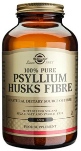 100% Pure Psylium Husks - 280g Powder