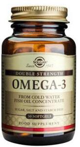 Omega-3 Double Strength - 120 Softgels