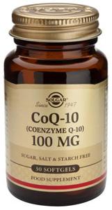 CoQ-10 100mg - 30 Softgels