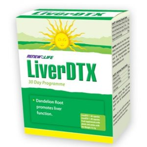 Liver Detox (2x60 caps) - 30 Day Pack