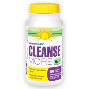 CleanseMore - 60 Caps