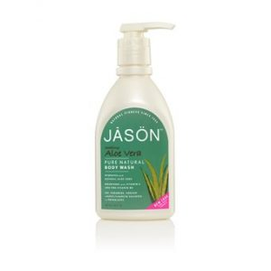 Aloe Vera Body Wash with Pump - Soothing - 840ml