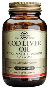 Cod Liver Oil - 250 Softgels