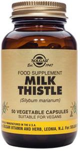 Milk Thistle - 50 Veg Caps