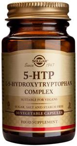 5-HTP (5-Hydroxytryptophan) 100mg - 30 Veg Caps
