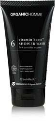 Organic Homme 6 Vita Min Boost™ Shower Wash - 150ml