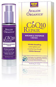 CoQ10 Wrinkle Defence Cream - 50g