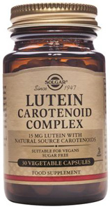 Lutein Carotenoid Complex - 30 Veg Caps
