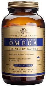 Wild Alaskan Full Spectrum™ Omega - 120 Softgels