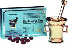 Bio-Marine Plus (70% Omega 3 fish oil) - 60 caps